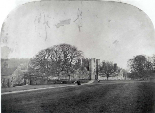 Knole in the 1880s