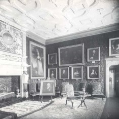The Reynolds Room in former times