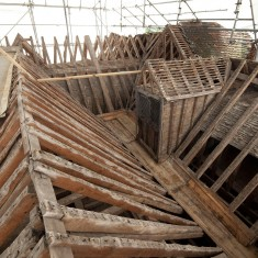 First stage of conserving Knole included repairing more than four acres of roof