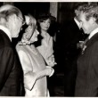 Cyril Haysom meets the Queen Mother in 1980