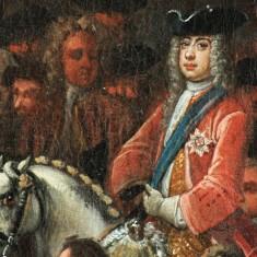 The 1st Duke of Dorset, after treatment