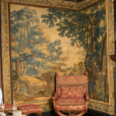 17th century Brussels tapestry woven in the workshop of master weaver Reydams