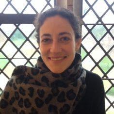 Knole's Project Curator, Frances Parton, 2017-2019