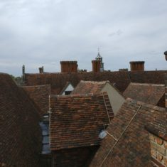 Knole roofs photographed on 11th May 2018 | Dan Morrison