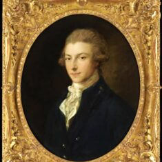 Portrait by Gainsborough, c. 1780-1785 | NT/Matthew Hollow