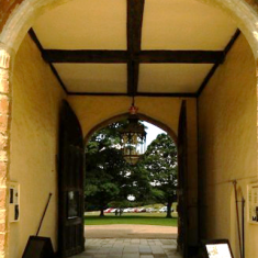 The Outer Wicket at Knole
